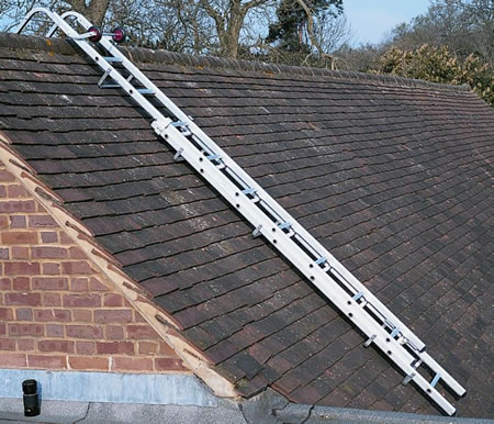 Ladder Extending Roof Plant And Tool Hire In Armagh